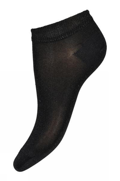 mp Denmark Glitter Sneaker Socks Pima