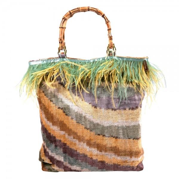 La Milanesa Shopper Marion Turca