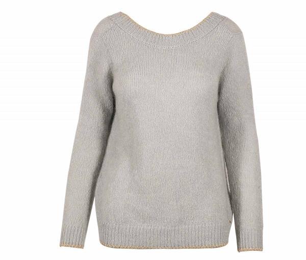 Des Petits Hauts Dalia Knitted Sweater