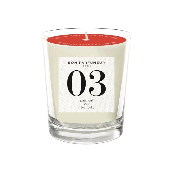 Bon Parfumeur Duftkerze 03