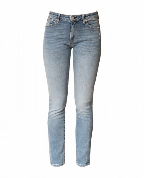 The Nim Jeans Annie Light Denim