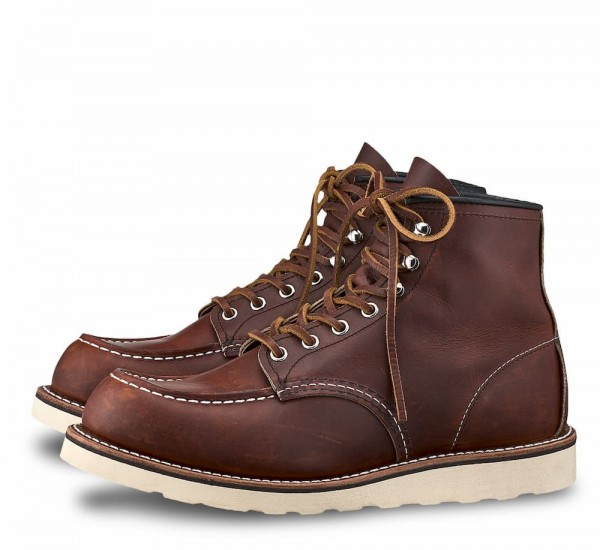 Red Wing Moc Toe 87519 Limited Edition