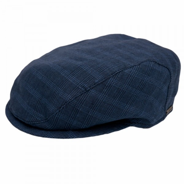 Wigens Ivy Slim Cap Blue