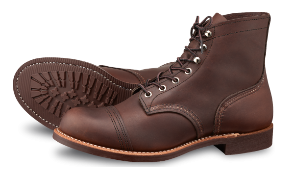 Red Wing Shoes Iron Ranger 8111 Profil