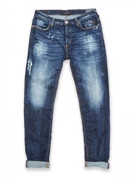 Blue de Gênes Repi Enza Jeans