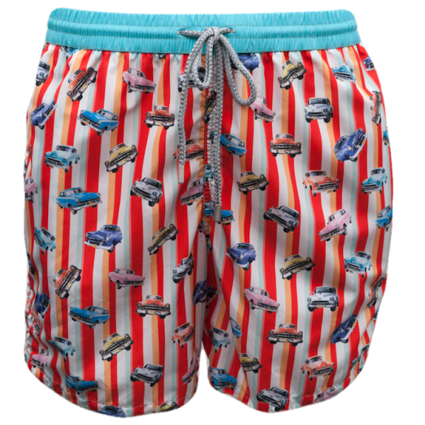 Zeybra Swim Shorts
