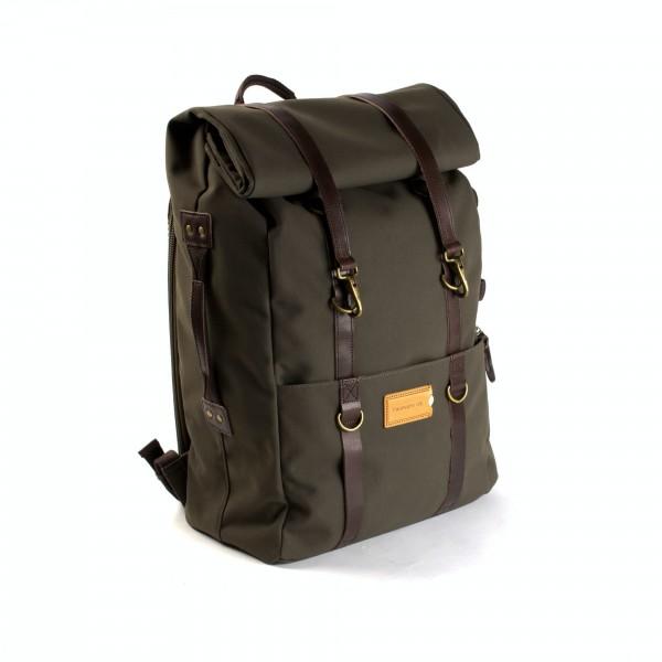 Property of .. Karl 48h+ black Travel Backpack