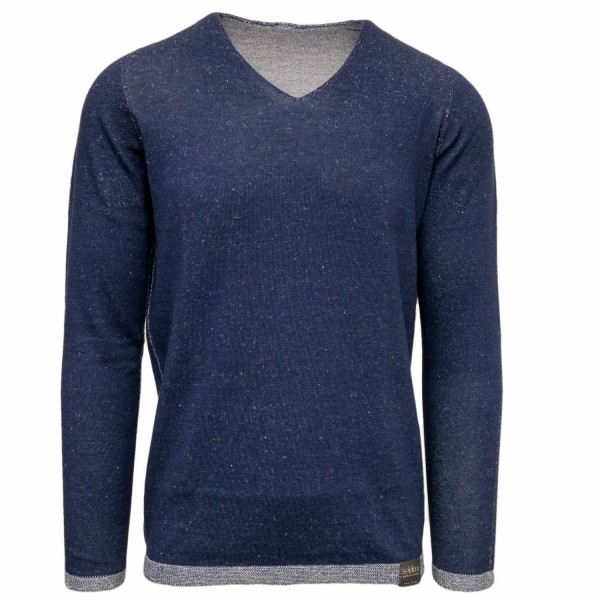 Seldom Reversible Knitted Sweater