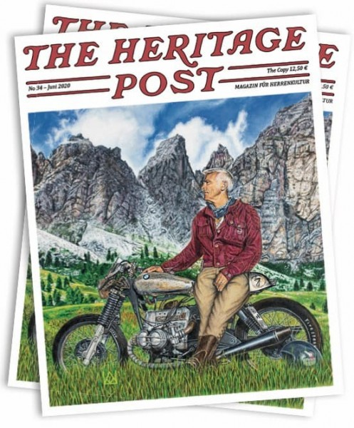The Heritage Post No. 34