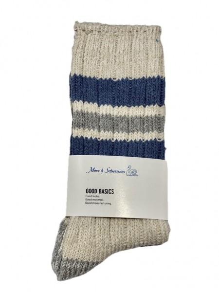 Merz b. Schwanen recycled socks