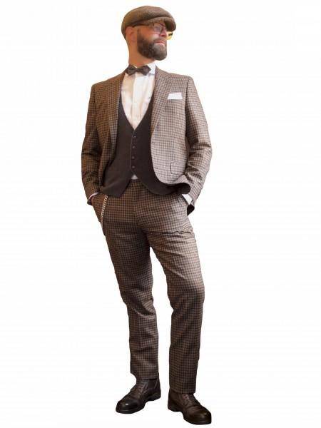 Hackett Tweed Anzug