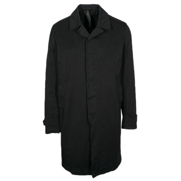 Ten C Car Coat schwarz
