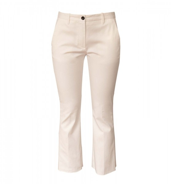 nine:inthe:morning Trousers Rome White