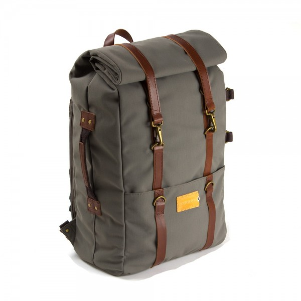 Property of ... Rucksack Karl 48H Grey