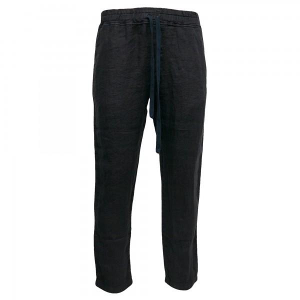 Crossley Benas Linen Pants Navy
