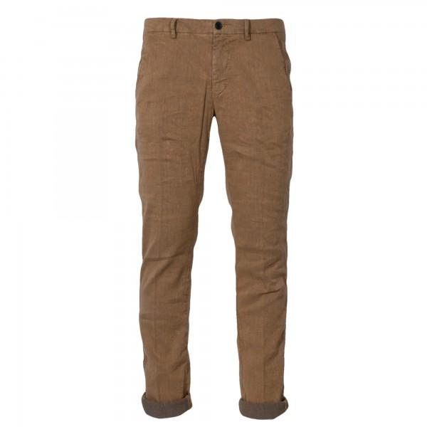 Mason's Trousers Torino Lino