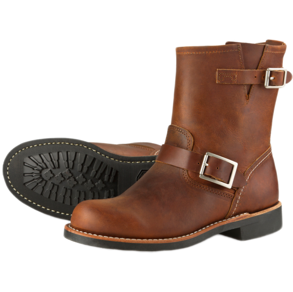 Damen Red Wing 3356 Short Engineer