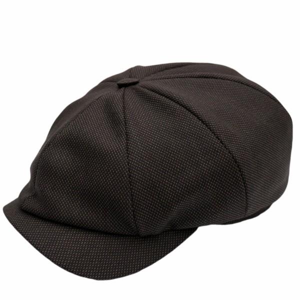 Wigens Newsboy Classic Cap Wolle