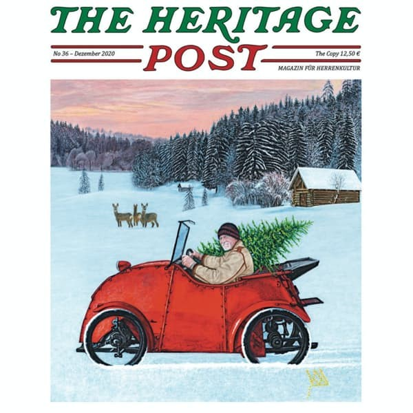 The Heritage Post No. 36
