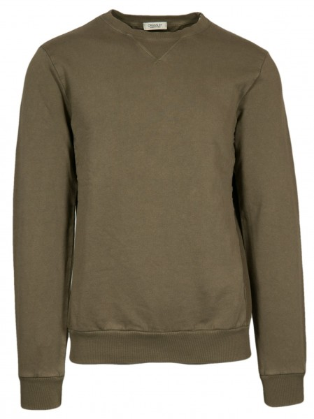 Crossley Ulath Sweatshirt Khaki
