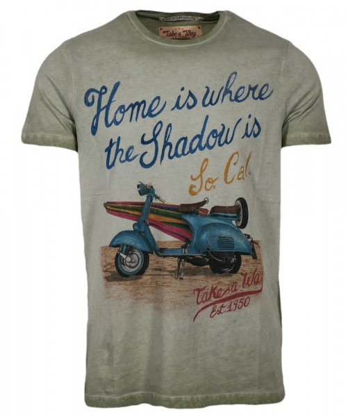 Take a Way T-Shirt Shadow