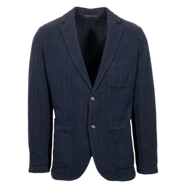 Borelio Linen Blazer Vector