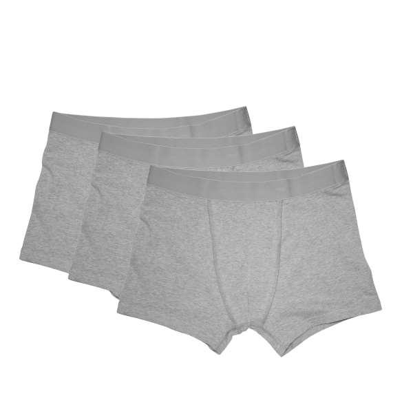 Bread & Boxers Boxer Briefs 3-Pack