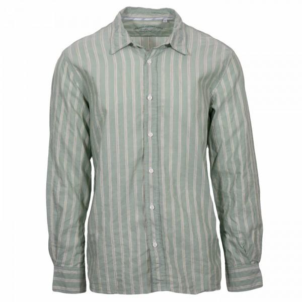 Original Vintage Style Hemd Glenn Streifen