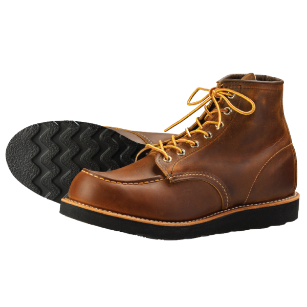 Red Wing Moc Toe 8886