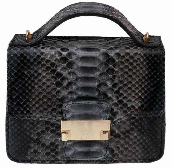 Ghibli Handbag Python