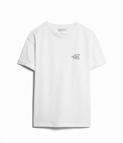 """Merz b. Schwanen """"I am the Captain"""" T-Shirt"""