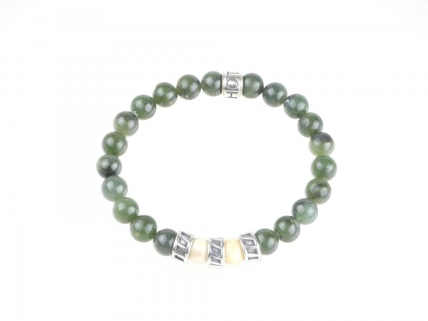 Shoto Sterling OE-18-003 Mammoth Ivory Jade
