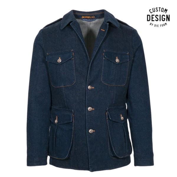 Borelio Slack Jacket Vector Jeans
