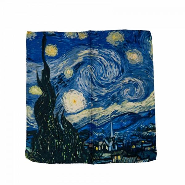Pocketkerchief Van Gogh City