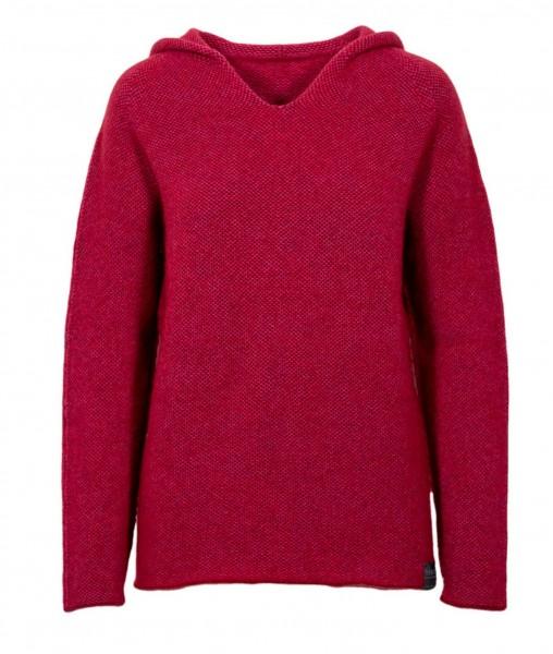 Seldom ladies hoodies knitted jumper