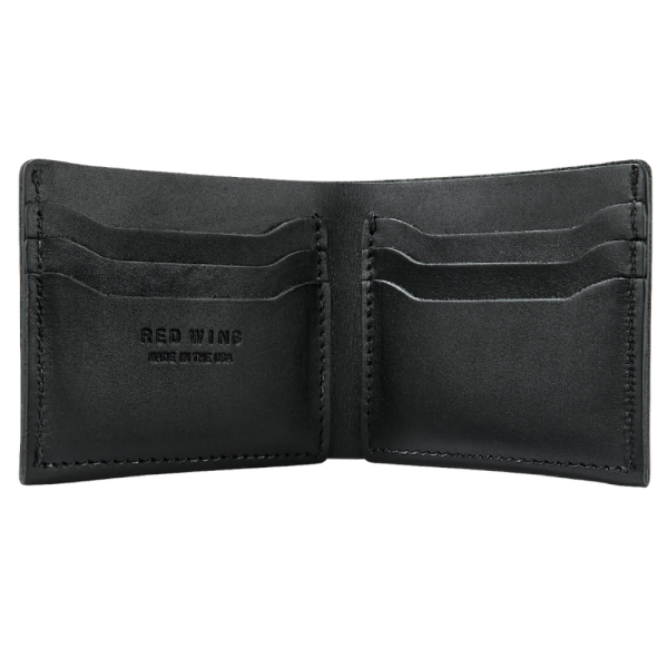 Red Wing Classic Bifold Schwarz