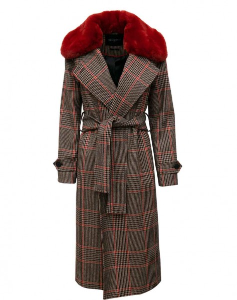Maison Lener Winter Coat Metropole