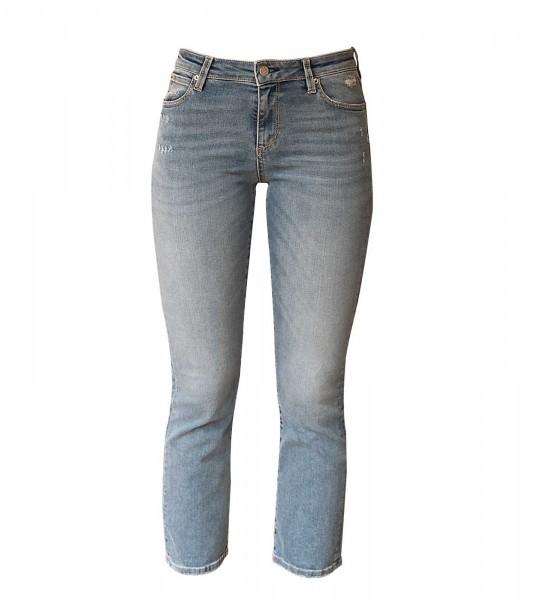 The Nim Jeans Tracy Light Denim