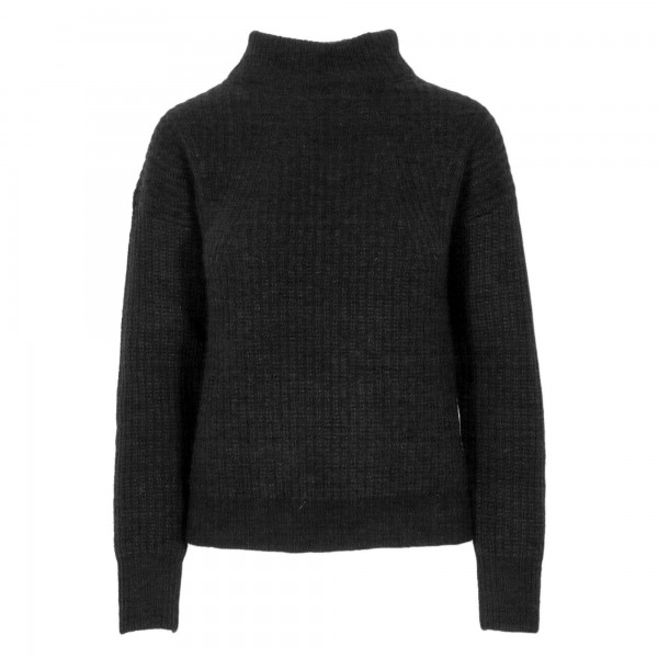 Johnny Love knitted jumper Lana Black