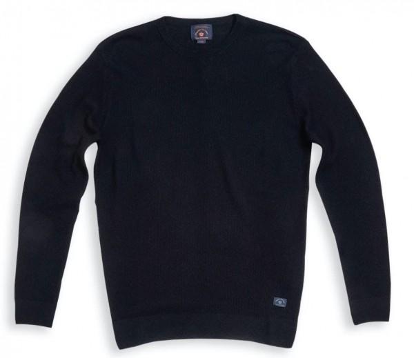 Blue de Gênes Tondo Nuovo Knit Navy