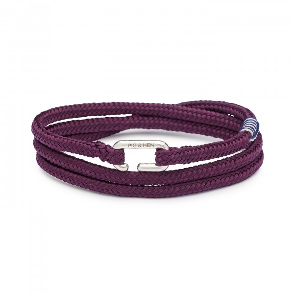 Pig & Hen Savage Sam Purple