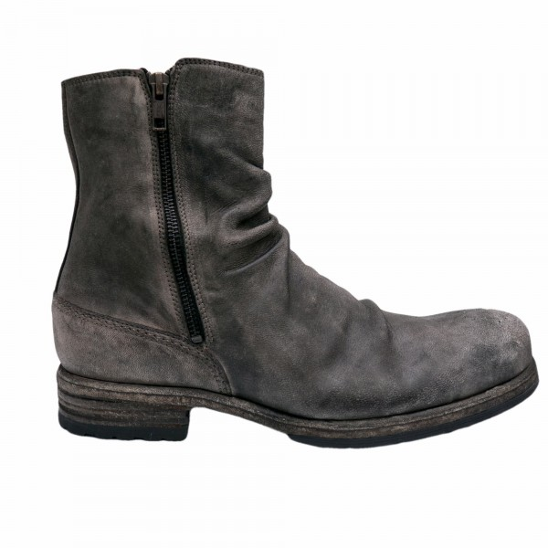 Shoto zipper Boot Deerskin