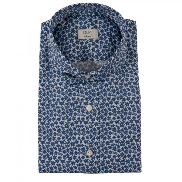 DU4 Shirt Hein Poplin