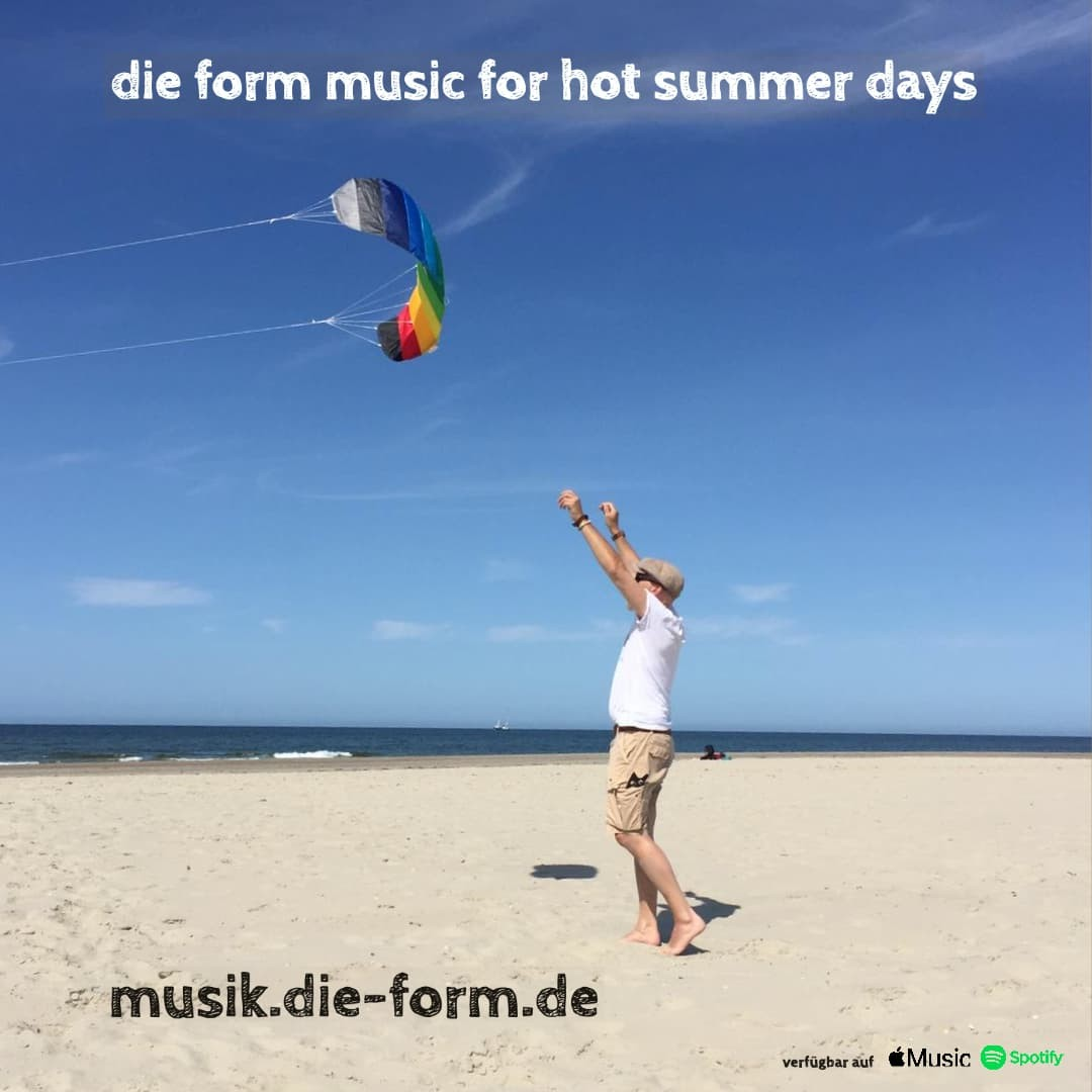 die-form-music-for-hot-summer-days