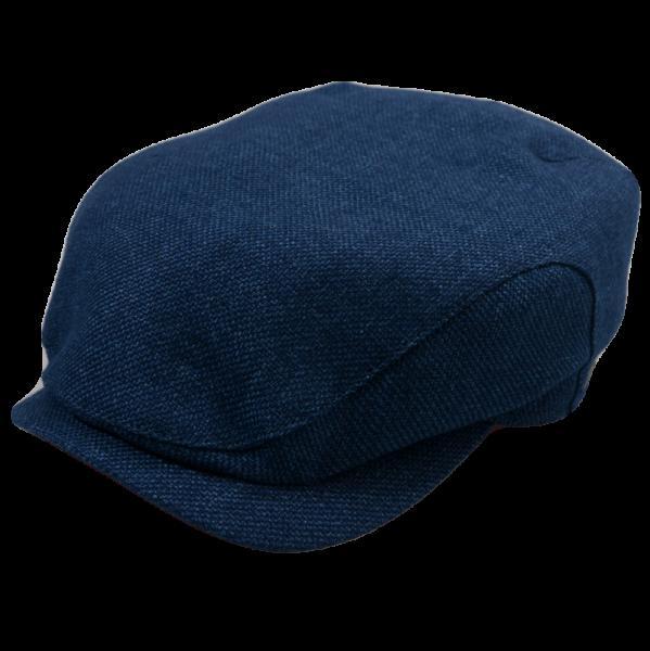 Wigens Ivy Classic Cap Stahlblau