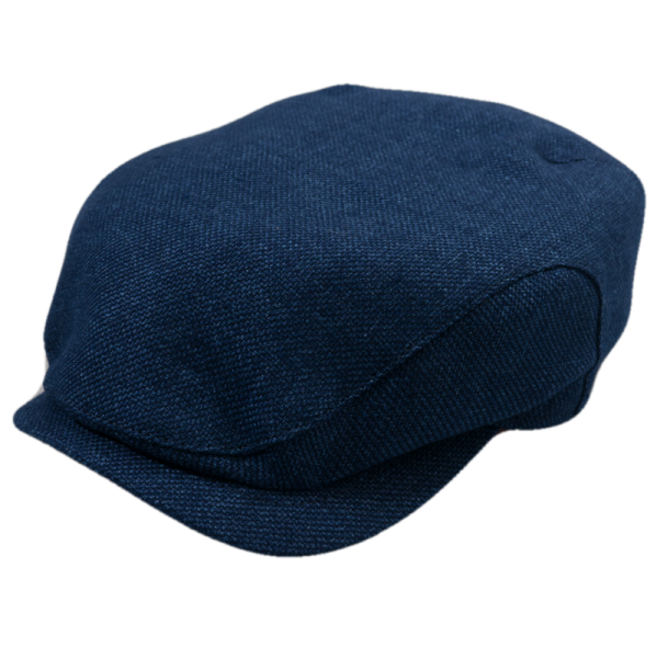 Wigens Ivy Classic Cap Steel Blue