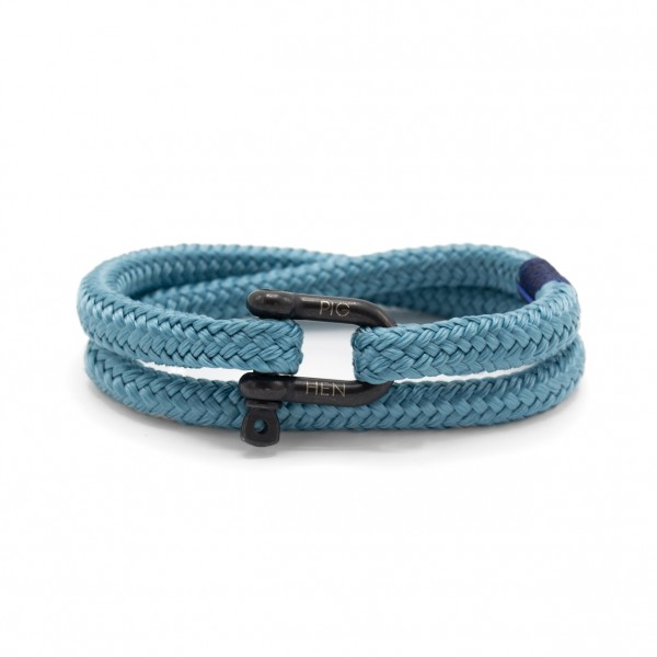 Pig & Hen Salty Steve Sky Blue - Black