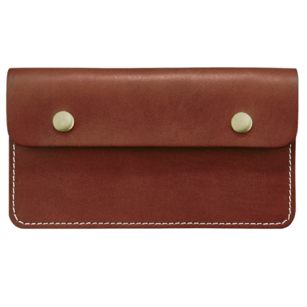 Red Wing Truckerwallet Braun