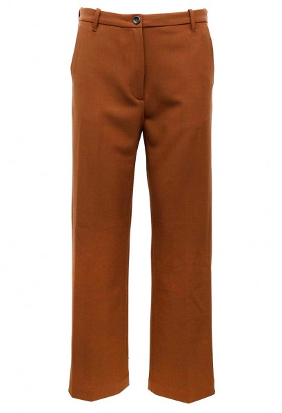 nine:inthe:morning Wooltrouser Deep Mokka