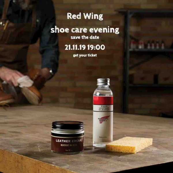Red Wing Care Evening